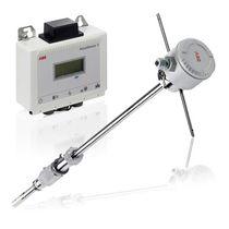 Elektromagnetischer Durchflussmesser / für Wasser / Eintauchfühler / IP68