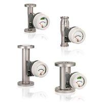 Schwebekörper-Durchflussmesser / Metallrohr / für Flüssigkeiten / Reihe