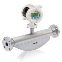 Coriolis-Durchflussmesser / für Flüssigkeiten / kompakt / digital
