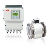 Elektromagnetischer Durchflussmesser / für Flüssigkeiten / in Reihe / robust