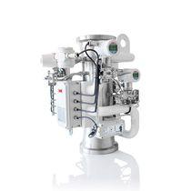 Durchflussmesser für Gas / kompakt / bidirektional / Mehrpunkt