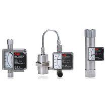 Schwebekörper-Durchflussmesser / für Flüssigkeiten / Metallrohr / in Reihe