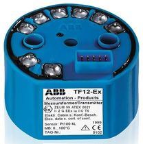 Temperaturmessumformer / am Sondenkopf / Thermoelement / HART / PROFIBUS