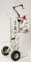 Wasserstoffanalysator / Gas / Konzentration / tragbar