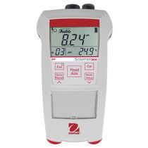 Tragbares pH-Messgerät / Prozess / Präzision / mit automatischem Temperaturausgleich