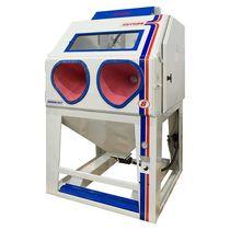 Druckgesteuert-Sandstrahlkabine / manuell / für Hochleistungsanwendungen / robust