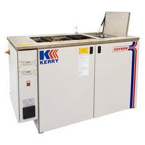 Trockenreinigungsanlage / Ultraschall / Wasser / manuell