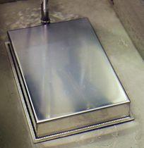 Platten-Ultraschallwandler / Tauch / Frequenzhub / für Reinigungstank