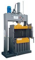 Vertikale Ballenpresse / Frontlader / Karton / Hochleistungs