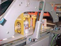 Automatische Schrumpffolienverpackungsmaschine / Karton / für befüllte Dose / für Schalen