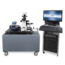 Fluoreszenzmikroskop / Konfokal / für Analyse / LED-Beleuchtung