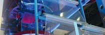 Dickenmessgerät für Blas-Extrusionsanlage