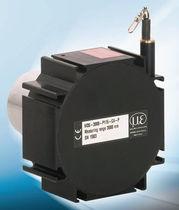 Linearer Positionssensor / Potentiometer / mit großer Tastweite / Hochpräzision