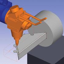 Programmiersoftware / CAD CAM / Schneid / Rohr
