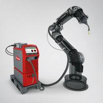 Knickarmroboter / MIG/MAG-Schweißen / selbstlernend / industriell