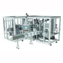 Horizontale Absackmaschine / automatisch / für die Lebensmittelindustrie / hohe Drehzahl