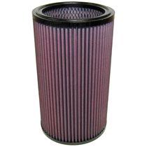 Luftfilterpatrone / für Feinfilterung / Metallgewebe / gefaltet