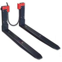 Palettengabel für Gabelstapler / mit Wiegesystem