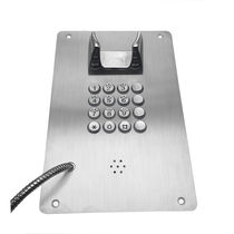 Telefon mit automatischer Wählfunktion / analog / für Untertagebau / für Schifffahrtsanwendungen