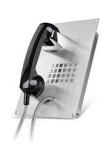 Telefon mit automatischer Wählfunktion / analog / IP65 / für Reinraum