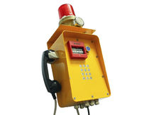 SIP-Telefon / analog / VoIP / IP66