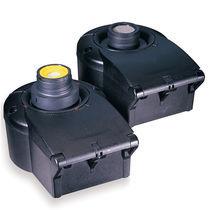 Detektor für brennbare Gase / Giftgas / 2-Leiter / für den Innenbereich