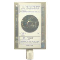 Flammendetektor / Infrarot / mit mehrfachem Spektrum