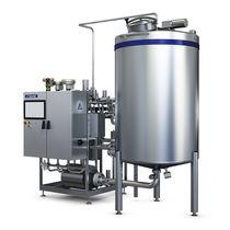 Chargenmischer / kontinuierlich / für Getränke / automatisch