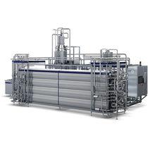 Prozess-Sterilisator / für die Lebensmittelindustrie / für Milchprodukte