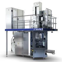 Multicontainer-Abfüllanlage / automatisch / für Flüssigkeiten / für Flüssigkeiten
