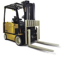 Elektrischer Gabelstapler / Sitz / für Lagerhallen / für Industrieanwendungen