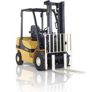 LPG-Gabelstapler / Diesel / Sitz / für Materialumschlag