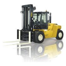 Gabelstapler mit Verbrennungsmotor / Sitz / für die holzverarbeitende Industrie / Großraumträger