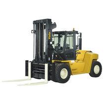 Diesel-Gabelstapler / Sitz / für das Bauwesen / für die holzverarbeitende Industrie
