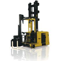 Elektrischer Gabelstapler / Sitz / VNA / für Lagerhallen