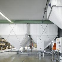 Flexibler Silo / Textil