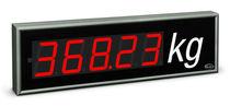 LED-Displays / Alphanumerische / 7 Segmente / 5-stellig