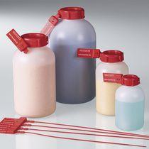 HDPE-Fläschchen / mit Stöpsel / für Proben / für Labor