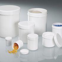 Polypropylenfläschchen / mit Stöpsel / für Proben / für Labor