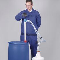 Pumpe für Ammoniak / manuell / Kolben / Eintauch