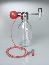 Lösungsmittelpumpe / manuell / Miniatur / zur Befüllung