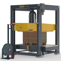 Horizontale Umreifungsmaschine / Paletten / automatisch