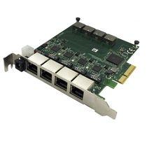 PCIe-Schnittstellekarte / LAN / für Industrieanwendungen