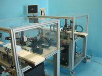 Test-Roboterzelle / Messanzeiger / für Kunststoffteile