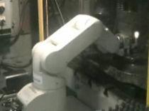 Knickarmroboter / 5-Achsen / für Pressen-Prozesssteuerung / industriell