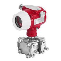 Differenzdruckmessumformer / Piezoresistiv / HART / Flansch