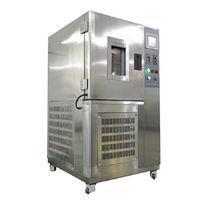 Ozonbeständigkeits-Prüfkammer / Alterung / Edelstahl / automatisch