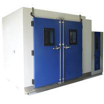 Umweltprüfkammer / Feuchtigkeit und Temperatur / begehbar