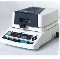 Waage für Labors / Feuchteanalysator / mit LCD-Display