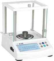 Benchtop-Waage / Karat / mit LCD-Display / mit externer Kalibrierung
